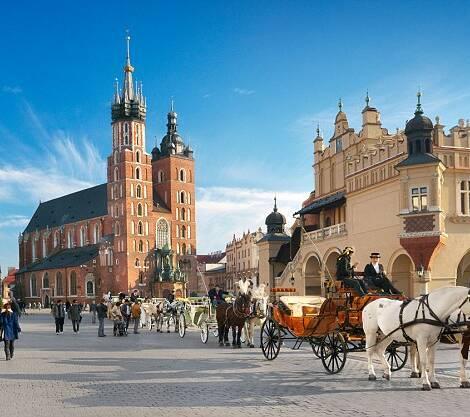 wycieczka szkolna dla Zakopanego i Krakowa