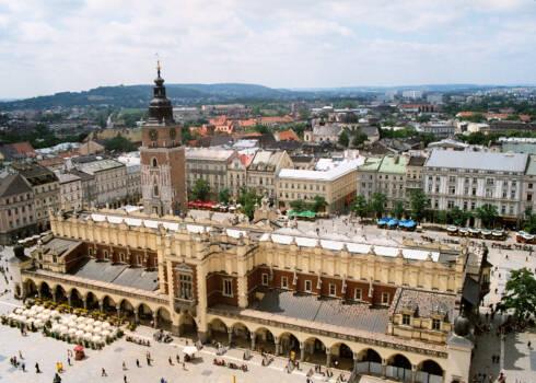 wycieczka szkolna do Krakowa